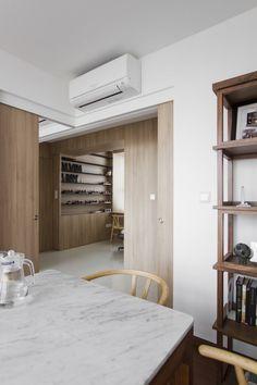 modern scandinavian style interior house design