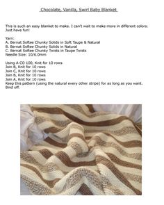 All sizes | CVSBabyBlanketPattern | Flickr - Photo Sharing!