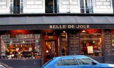 Belle de Jour Montmartre, Paris, France.