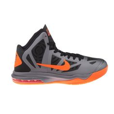 Nike Men's Air Max Hyperaggressor Basketball Shoes. I chose them cause they fit my style and look comfortable.