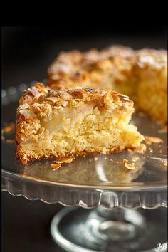 Dutch Recipes, Sweet Recipes, Baking Recipes, Cake Recipes, Pear And Almond Cake, Almond Cakes, Pie Cake, No Bake Cake, Cake Cookies