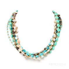 Global Wealth Trade Corporation - FERI Designer Lines Mother Of Pearl Necklace, Mother Pearl, High Quality Costumes, Selling On Pinterest, Turquoise Bracelet, Jewelery, Fashion Jewelry, Lobster Clasp, Metals