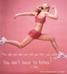 don't listen of-fitness