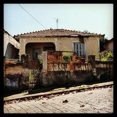 Abandoned house at Otavia Street (Guarulhos / SP / Brazil)