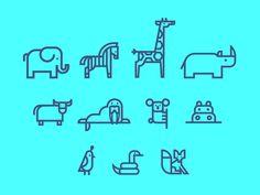 Resultado de imagen para animal icon