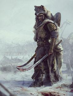 Warrior / Viking