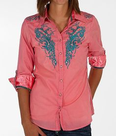 'Roar Aquarius Shirt' #buckle #fashion www.buckle.com