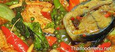 thai one dish menu catfish red curry recipes Thai Recipes, Curry Recipes, Thai Food Menu, Red Curry Recipe, Catfish, Dishes, Tablewares, Thai Food Recipes, Dish