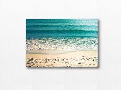 coastal canvas print ocean photography canvas by mylittlepixels