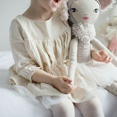 Oh my @melplambeck - could your photos get any more gorgeous?! 💕 🦄 . . #clothdoll #unicorn #girl #childrensinterior #doll #ragdoll #lola #blushbaby #interior #styling #scandi #neutrals #theselittletreasures