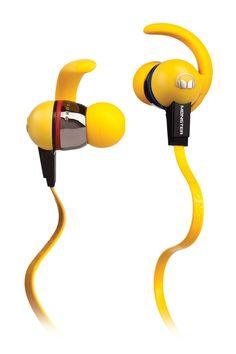 Win! iSport Livestrong headphones