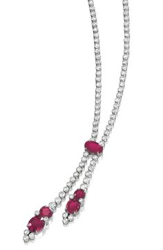 Rubies and diamonds collette