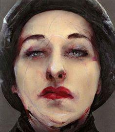 Lita Cabellut - Bill Lowe Gallery