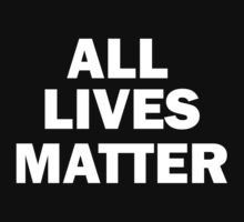 Amen!!! Black lives matter, but obviously that doesn't mean your color is more important or less than another's.