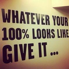 All of it. #quote #Zitat