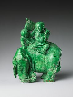 "Superb stone carvings from China's Qing dynasty are on view in ""Colors of the Universe."" http://met.org/1vIxjH2"
