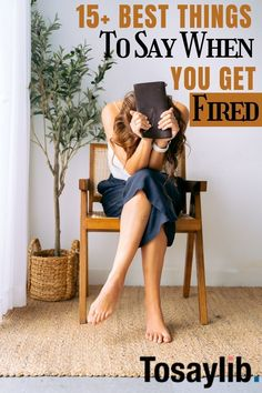 When you get fired, you're expected to have a comment for your manager and co-workers. You're also expected to figure out what to say to your family and friends. Lastly, when you get fired, it's important to know what to say to a future employer as this plays a huge role in whether you get hired or not. #whattosaywhenyougetfired Quit Job, Quitting Job, Job Interview Tips, Getting Fired, Say What, Plays, Good Things, Future, Sayings