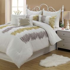 Merida 8-piece Comforter Set