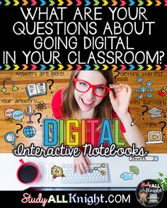 Key Questions and Answers for Going Digital in Your Classroom