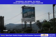 Banners Advertising Through Billboards for Automobiles At Mahim - Global Advertisers