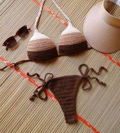 Fabulous Crochet a Little Black Crochet Dress Ideas. Georgeous Crochet a Little Black Crochet Dress Ideas. Crochet Lingerie, Crochet Bra, Crochet Bikini Pattern, Crochet Bikini Top, Crochet Woman, Crochet Blouse, Crochet Clothes, Crochet Bathing Suits, Black Crochet Dress