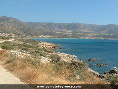 Agiassos Beach - Naxos - Cyclades - #Greece