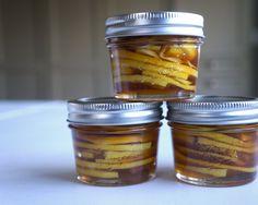 DIY Easy Natural Sore Throat Remedy | Lemon, ginger and honey Sore Throat Jelly
