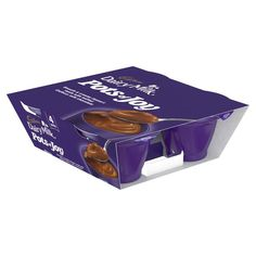 Mousse for mud pie. £1 for 4 x 70g on offer in Morrisons until October 23rd
