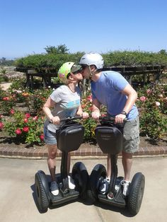 Segway love  —Electric Tour Company