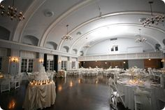 Women's Club of Evanston // Chicago Wedding Venues, classic, dramatic, romantic, all white wedding  Sweetchic Events, Chicago Wedding Planner, Chicago Wedding, Women's Club of Evanston Wedding