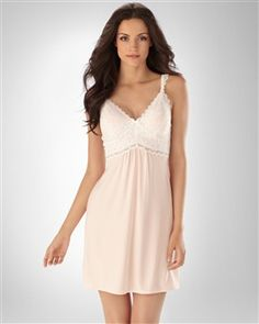 Romantic Chemise by Soma Intimates - this just might be my next sleepwear  purchase! 6f89ec17a
