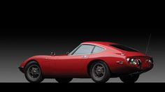 1967 Toyota 2000GT/ #Classic/ Photographed by Michael Furman