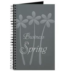 Chic Business Spring Journal