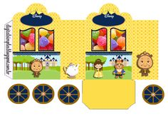 free-printables-princess-coach-box-009.png (960×664)