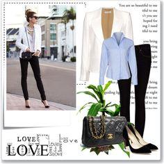 Agrega un toque formal a tu look con un blazer. http://www.linio.com.mx/ropa-calzado-y-accesorios/dama/?utm_source=pinterest_medium=socialmedia_campaign=28022013.lookblazervisible