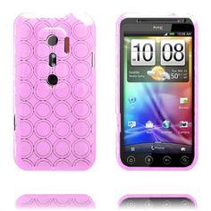 Amazona (Lys Pink) HTC Evo 3D Cover