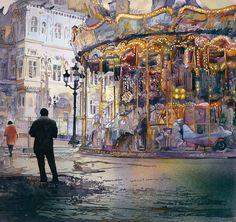 John Salminen  -  Carrousel de Paris