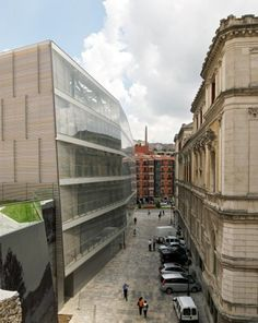Bilbao City Hall / IMB Arquitectos (2)