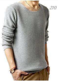 Men's Knit Sweater