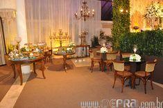 Decoração de Casamento Azul e Branca | Noivinhas de Luxo