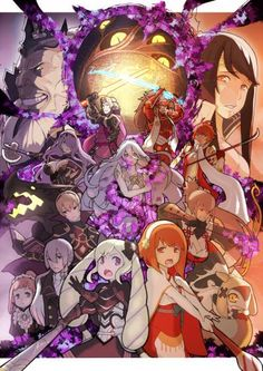 Fire Emblem: if/Fates