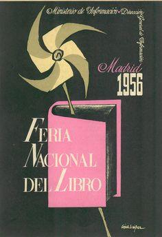Carteles - Feria del Libro de Madrid
