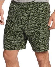 "Nike 7"" Pursuit 2-IN-1 Dri-FIT Shorts - Shorts - Men - Macy's"