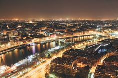 Things to do in Paris - Take in the view from the top of the Eiffel Tower in Eiffel Tower, Europe, France, Paris | Travel | Hand Luggage Only