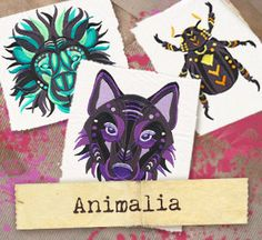 Animalia - Lion | Urban Threads: Unique and Awesome Embroidery Designs