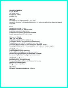 Welder Resume  Driver    Resume Examples