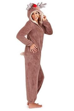 Holiday Christmas Onesies - All In One Jumpsuit Onesie - Christmas Fashion