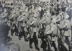 Mei, Armed Forces, Troops, Danish, Denmark, Holland, Dutch, Army, World War