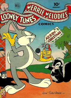 Cover for Looney Tunes and Merrie Melodies Comics (Dell, 1941 series) #39