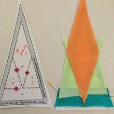 Cristy Fincher & Paperless Paper Piecing